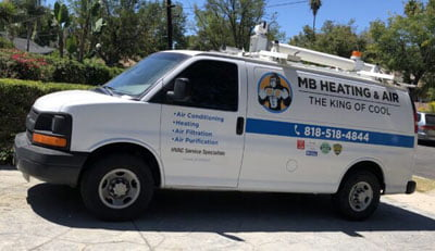 MB Heating & Air about us