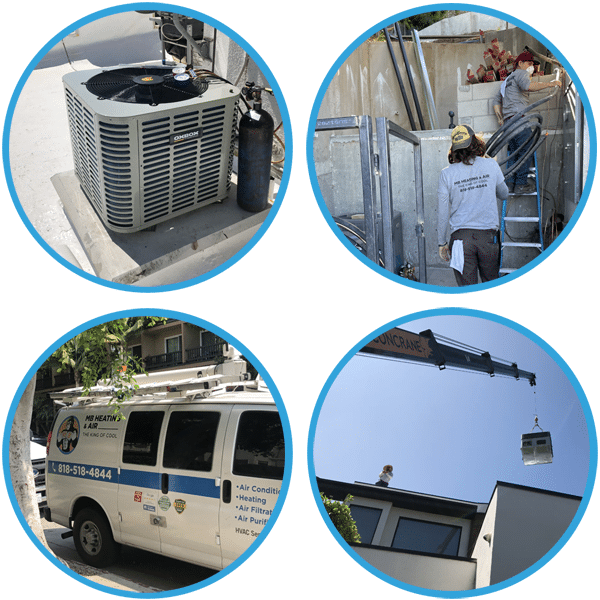 MB Heating & Air services